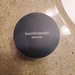 Neutral tan 21 bareminerals powder foundation